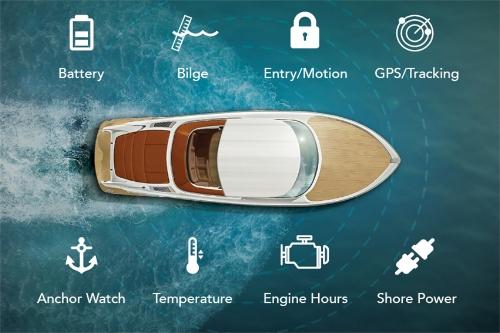 Siren Marine - Services Provided Include: Graphic Design, Print Design, Signage Design