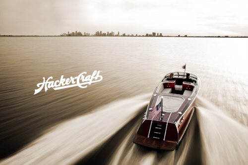 Hacker Craft Boats - Services Provided Include: Photography, Videography, Social Media Management