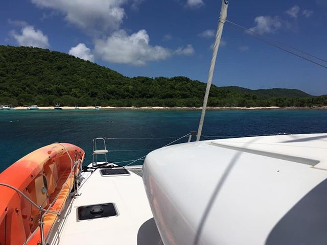 Remember the Escapade we posted about?! Well, here is our office for the week as we are here to document it all!  Join us as we explore the Spanish Virgin Islands with @atlasyachtsales