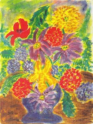 Gemälde von Jane Roberts
