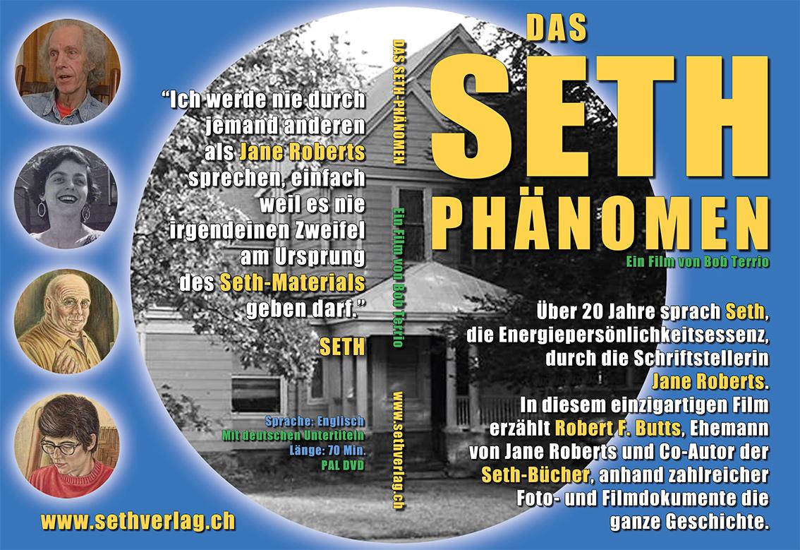 - Bei dieser Spezialedition gehört zu jeder Bestellung die 70-minütige DVD-DokumentationDAS SETH-PHÄNOMEN