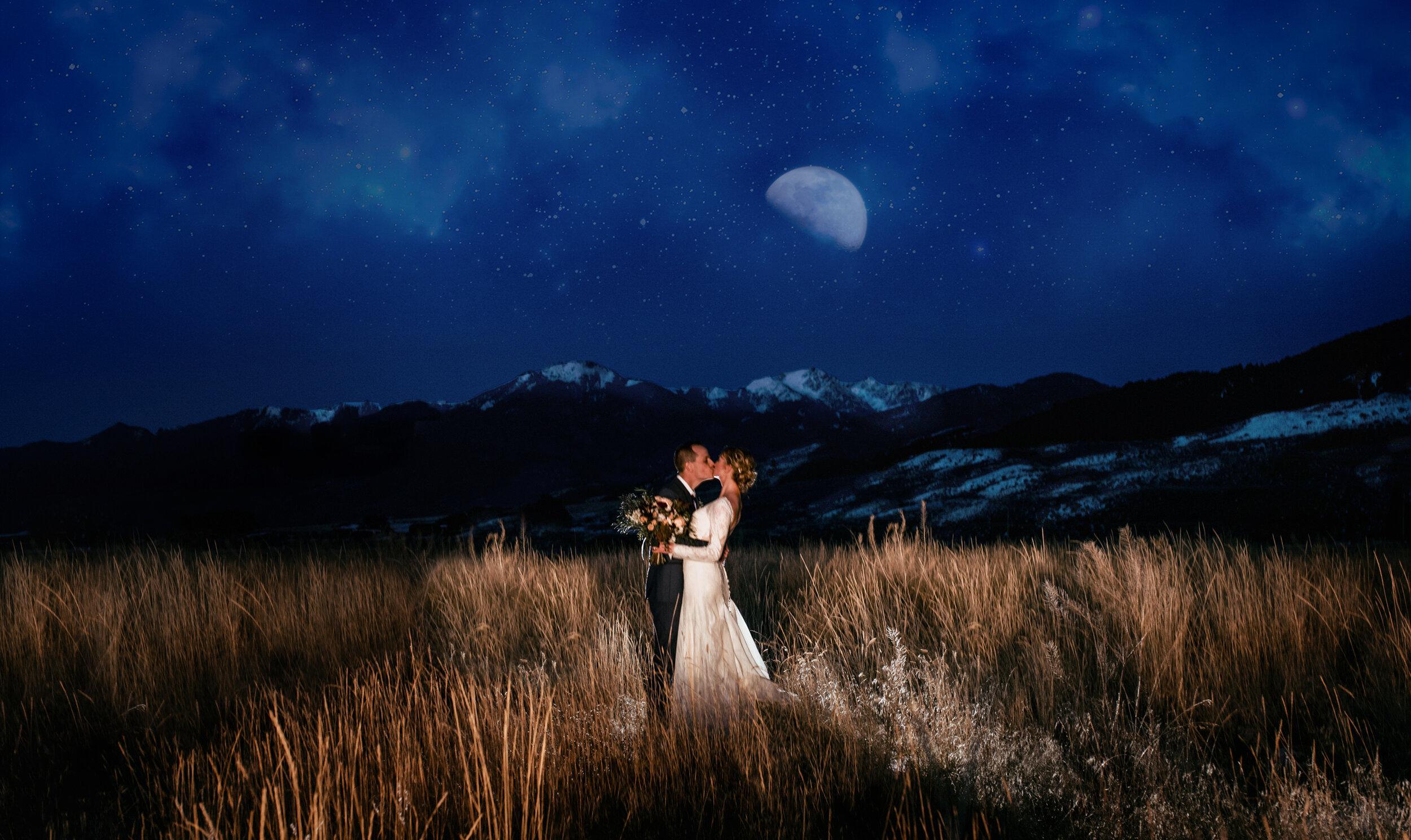 001Chico Hot Springs Wedding_Montana Wedding Photographer_Winter Wedding_Ariel & Richard_October 12, 2019-1843_full moon.jpg