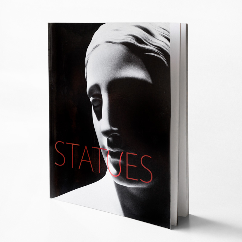 Forthcoming book of photographs and history based on Statues throughout the ages