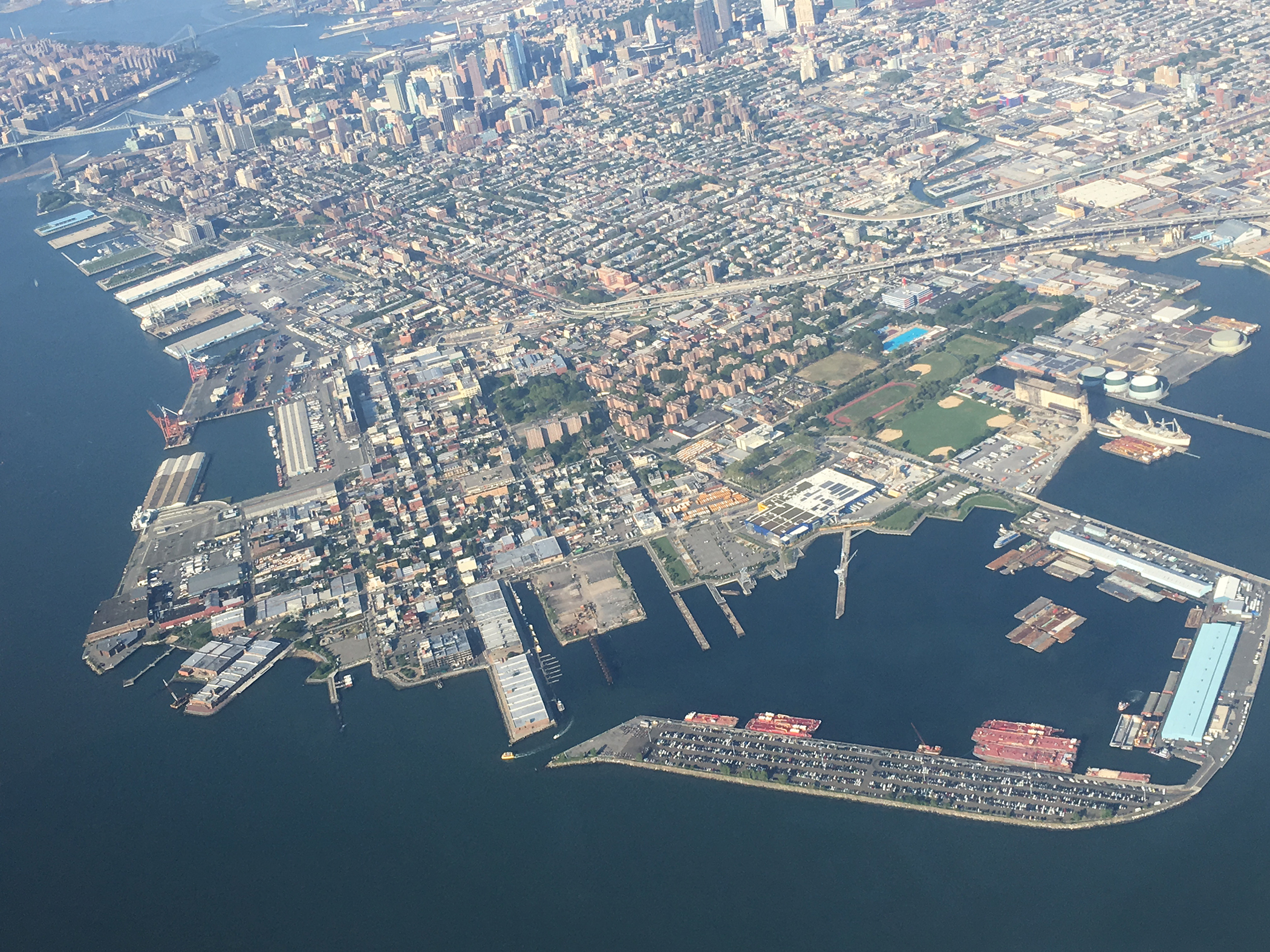 Urban Resilience on the Brooklyn Waterfront -
