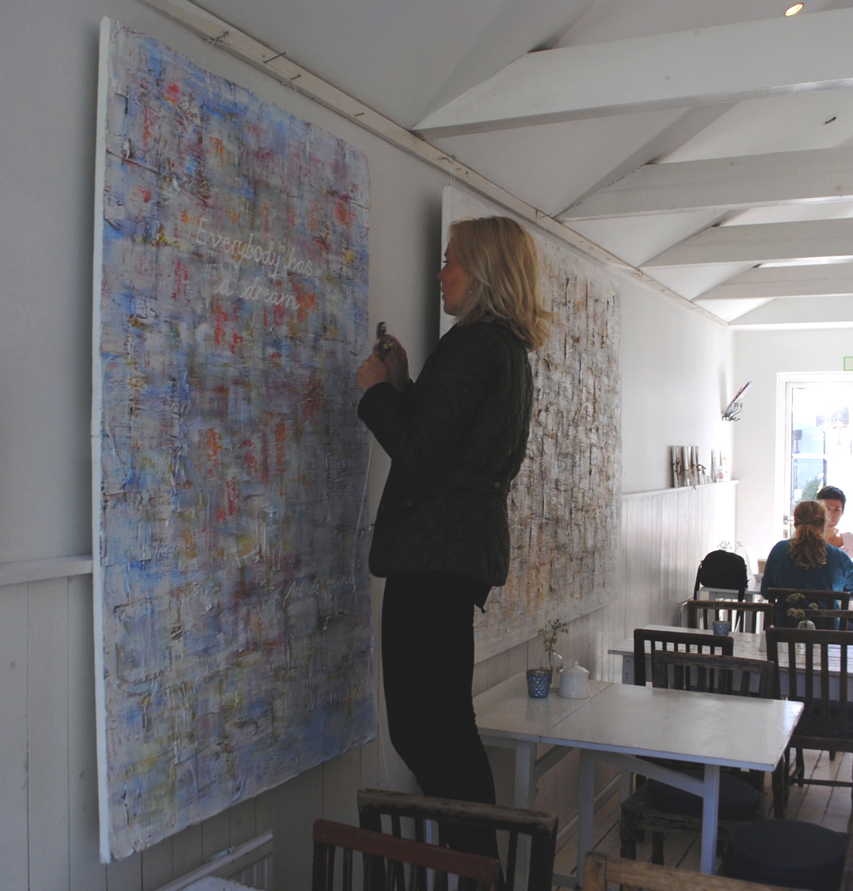 MÄRTHAS CAFÉ, HÖLLVIKEN, SWEDEN 2012