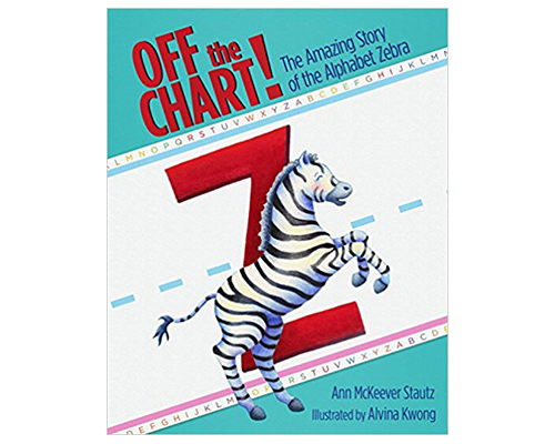 Off the Chart! The Amazing Story of the Alphabet Zebra cover.jpg