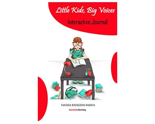 Little Kids Big Voices Interactive Journal