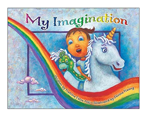 My Imagination Book