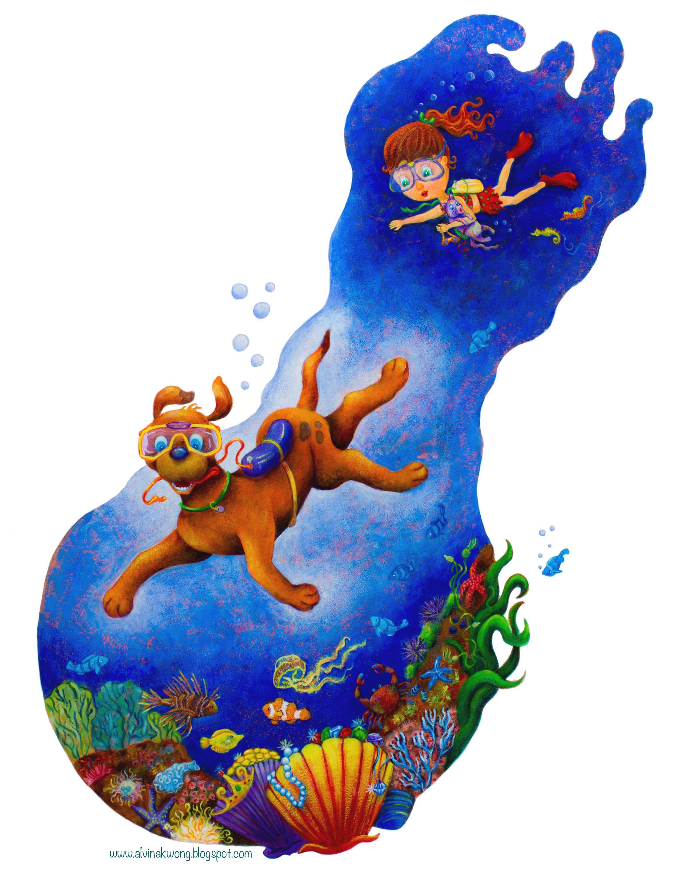 Diving Dog 300dpi watermark.jpg