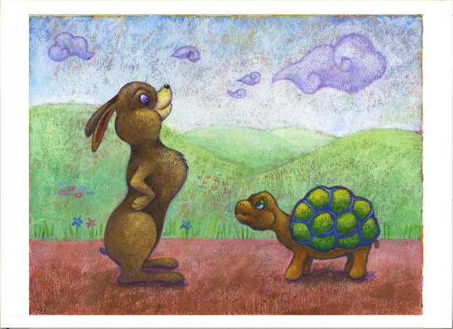 """Core Knowledge """"The Hare and the Tortoise"""" Feb 2007"""