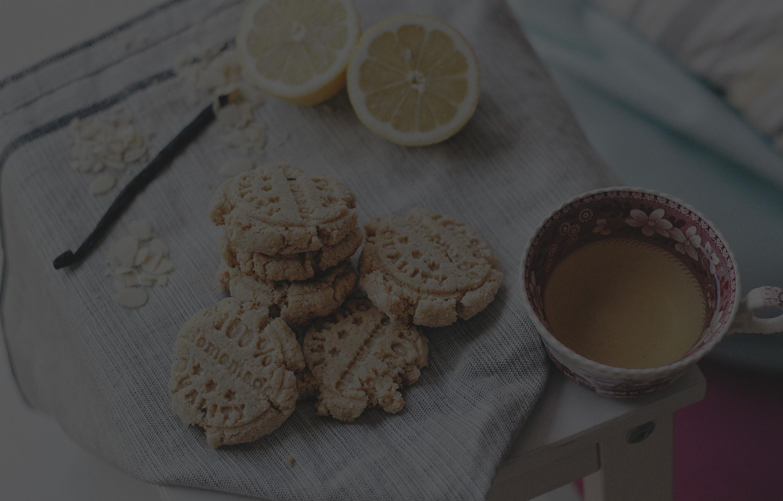 Kekse und Muffins - Mehr ...