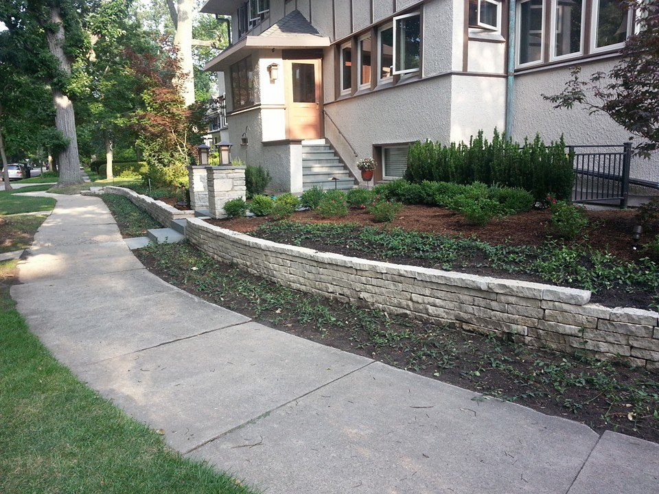 Landscaping services with top landscape design and patio designs in Glenview, IL