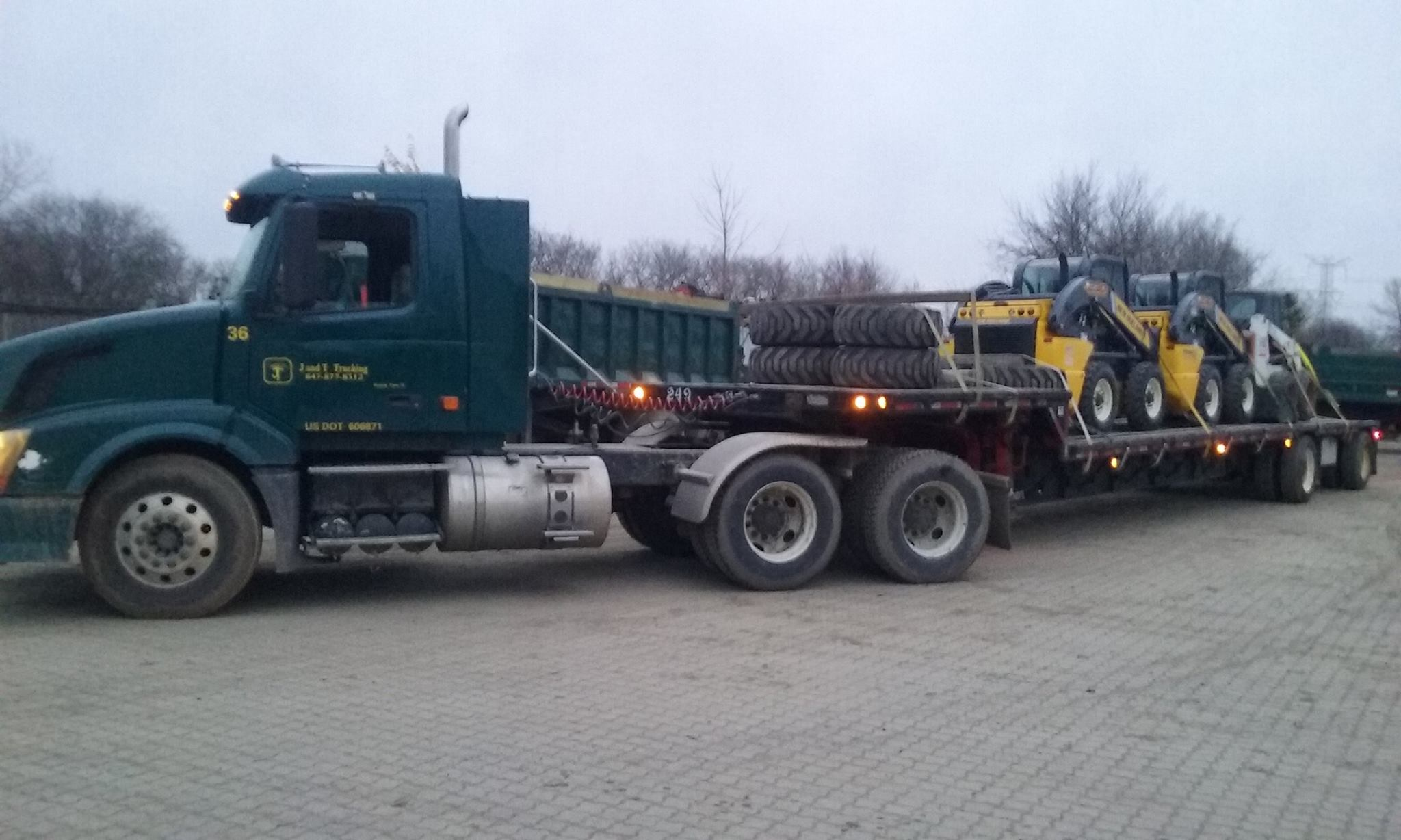 Excavating and demolition landscaping services by landscaping companies in Buffalo Grove, IL