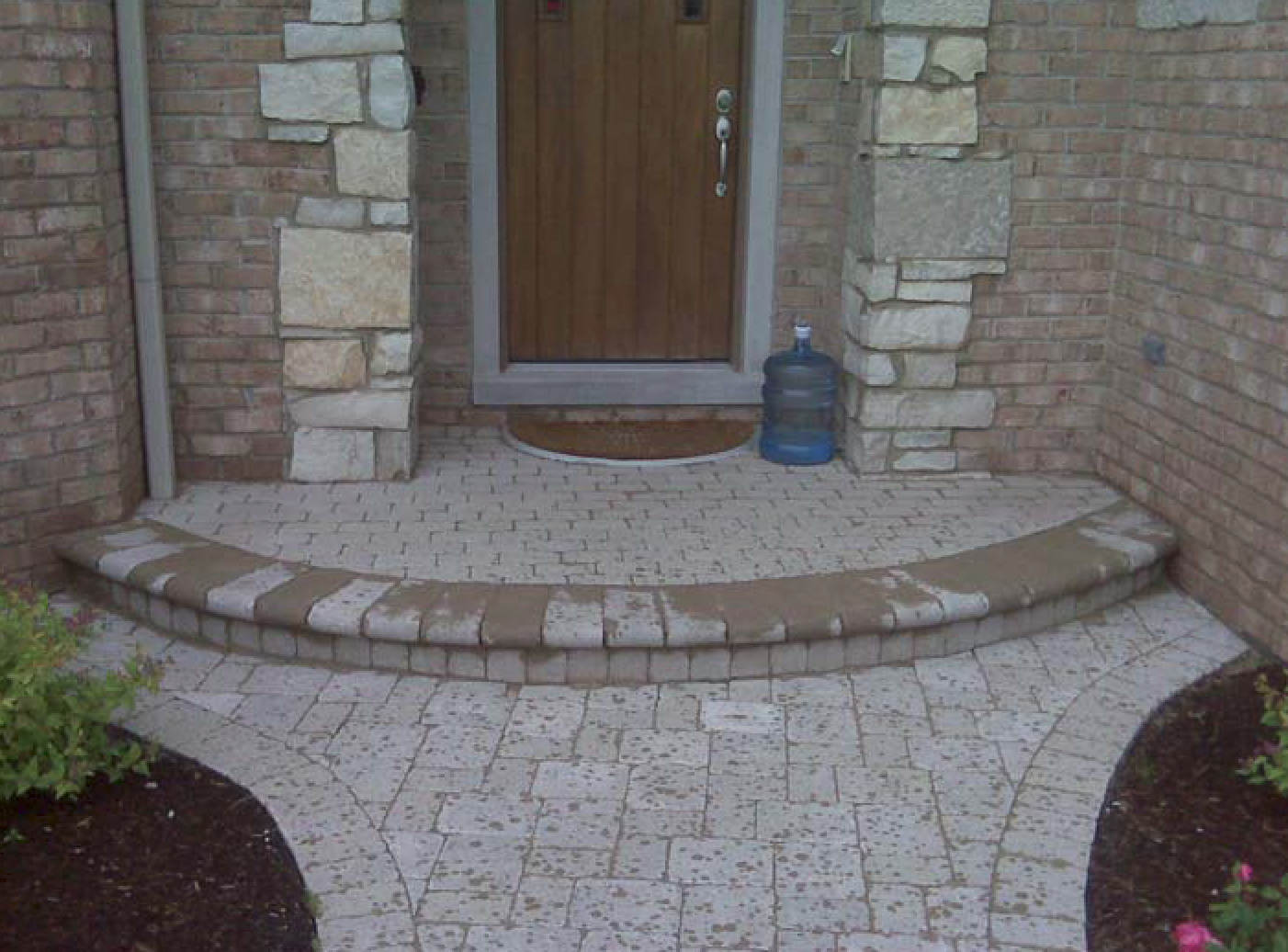 Unilock contractor patio pavers, landscape design in Nortbrook, Glenview, Buffalo Grove, IL