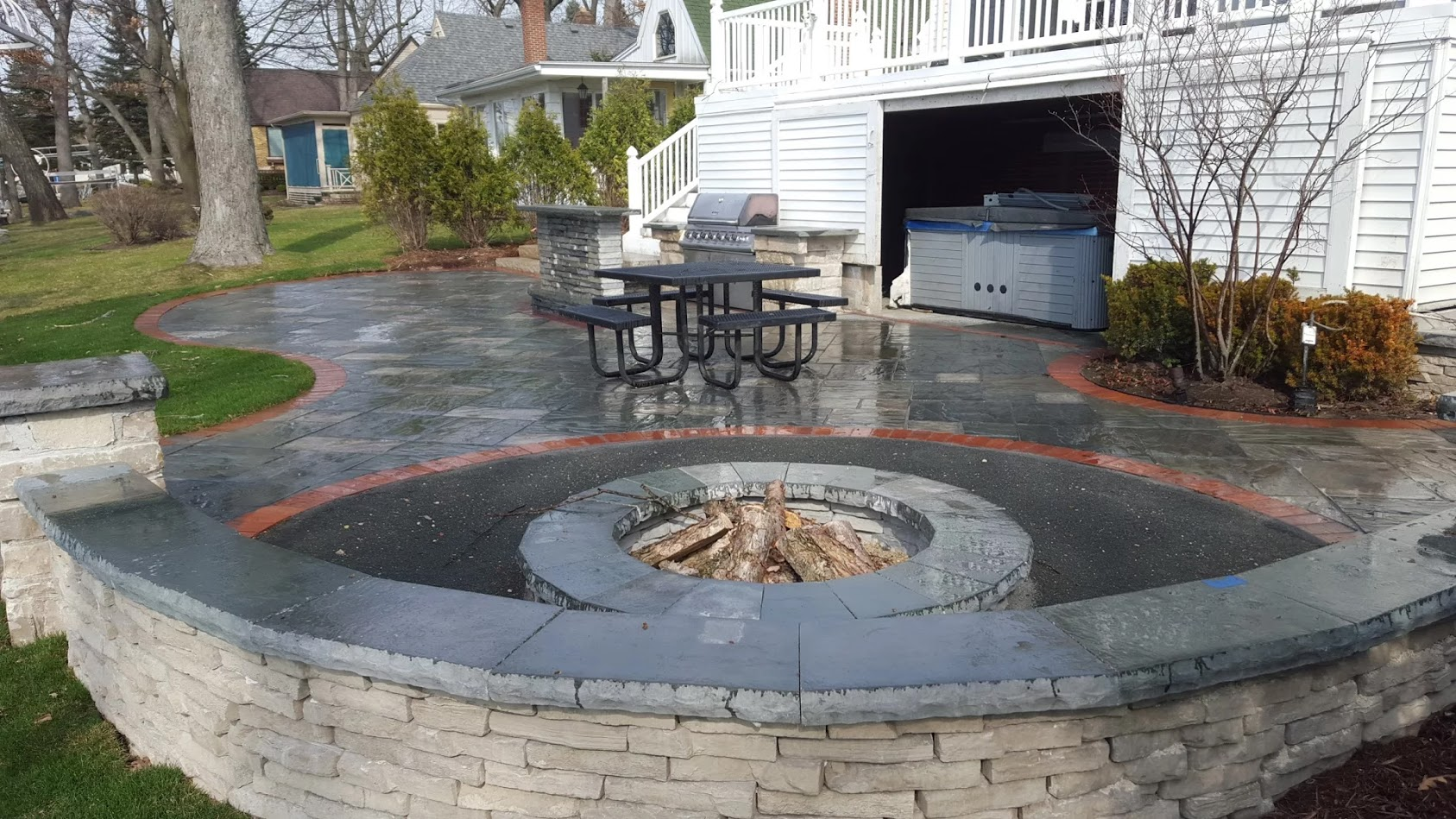 4 Stunning Fire Pit Design Ideas for Your Wilmette, IL ...