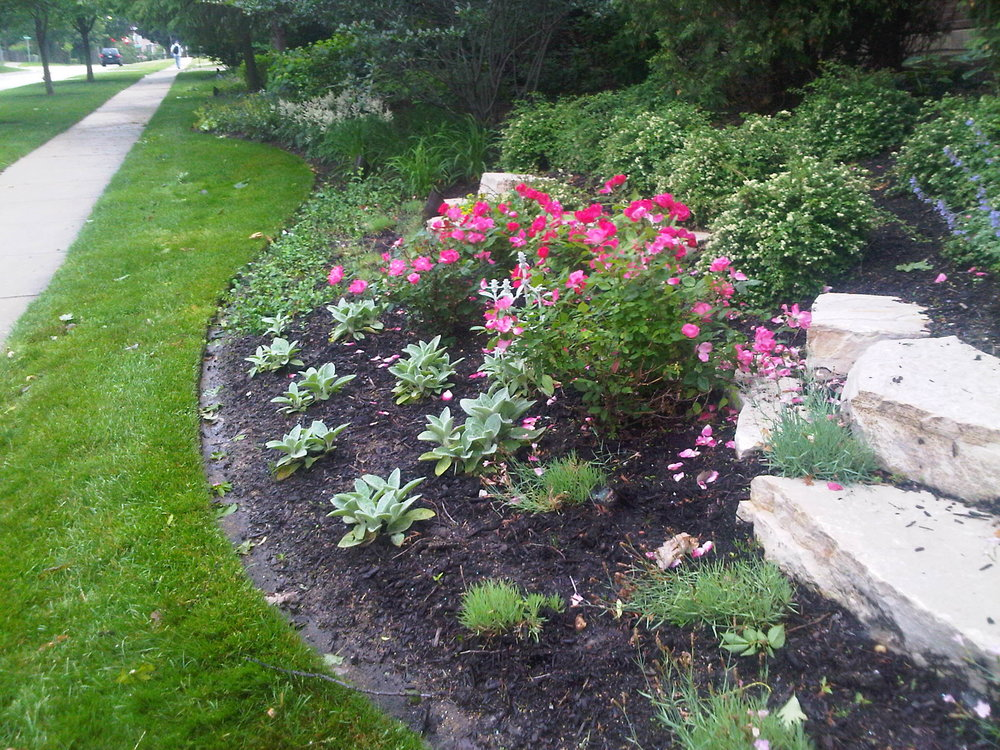 Winnetka, IL top quality landscape design ideas