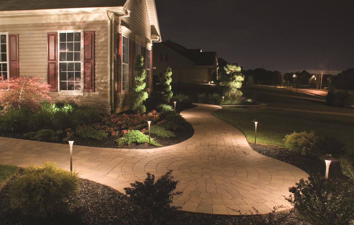 High-quality outdoor lighting in Lake Forest, IL