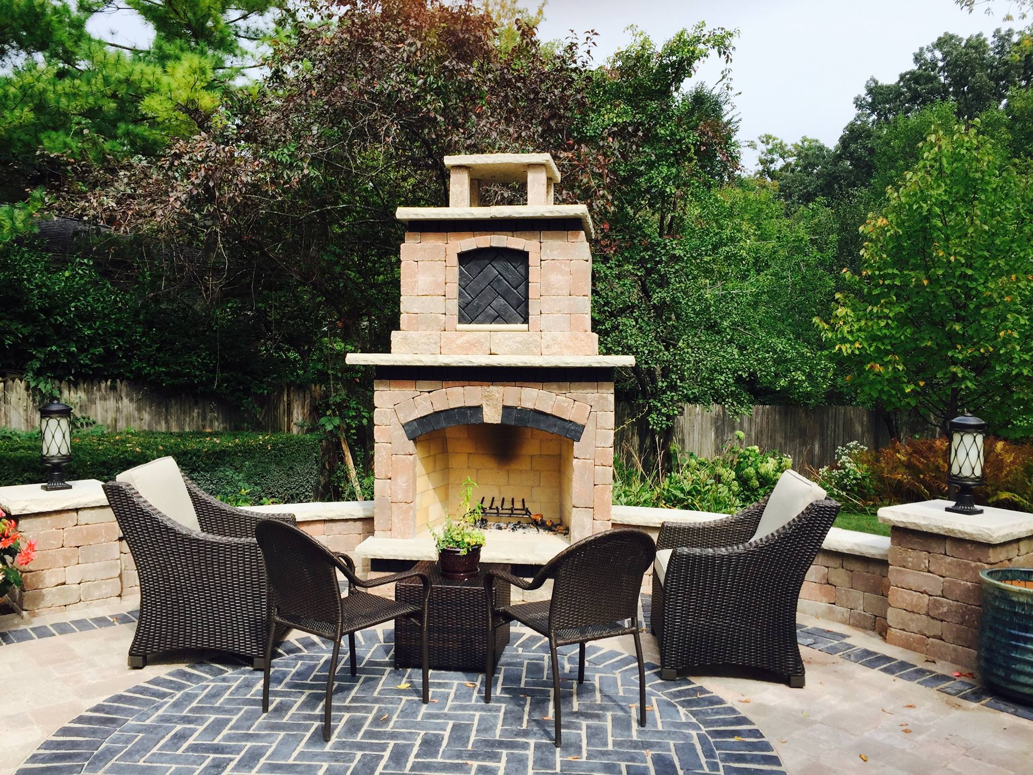 Tips on Using Your New Outdoor Fireplace in Winnetka, IL
