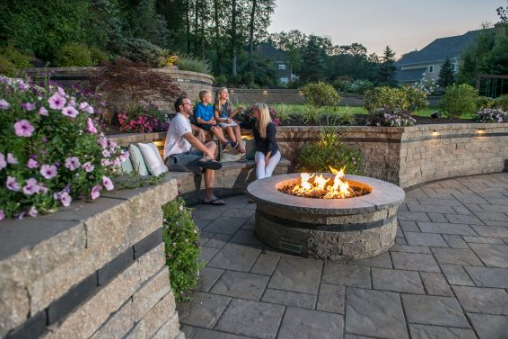 Ways to Complement Your Patio Pavers with a Convenient Seating Wall in Lake Forest, IL