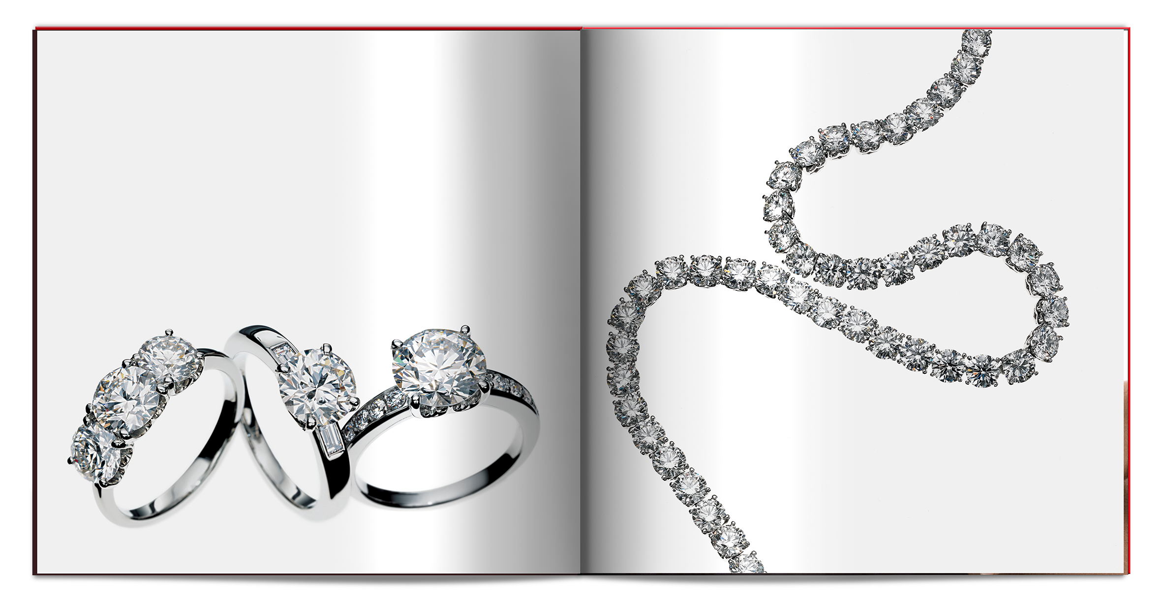 De Beers Flagship Store Launch Brochure