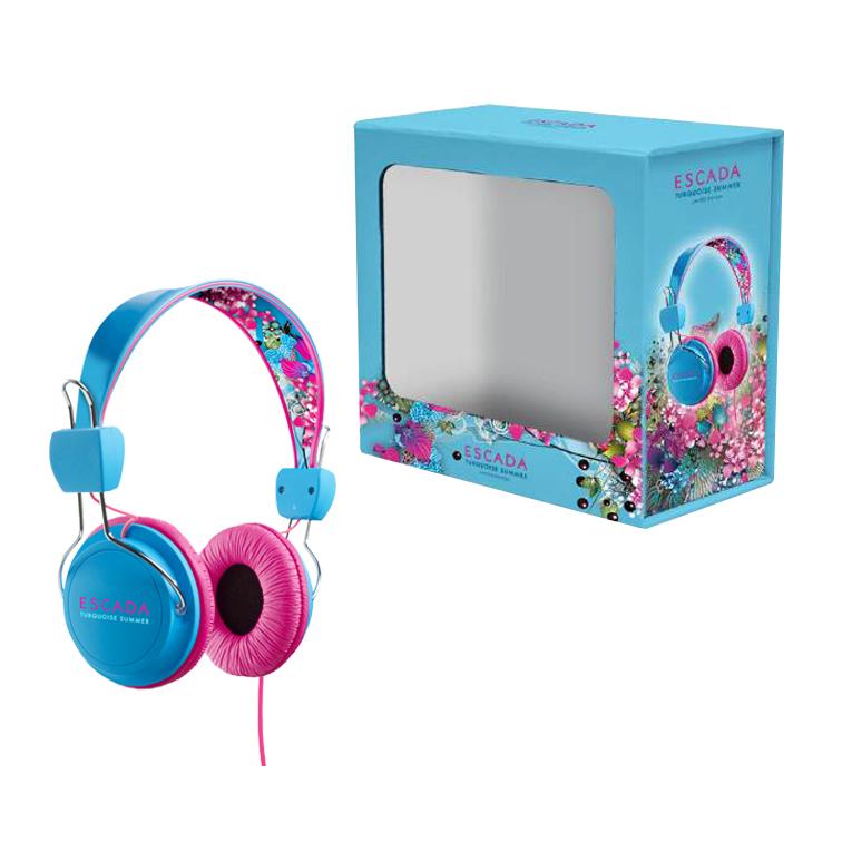 Design & Artwork for Headphones Box