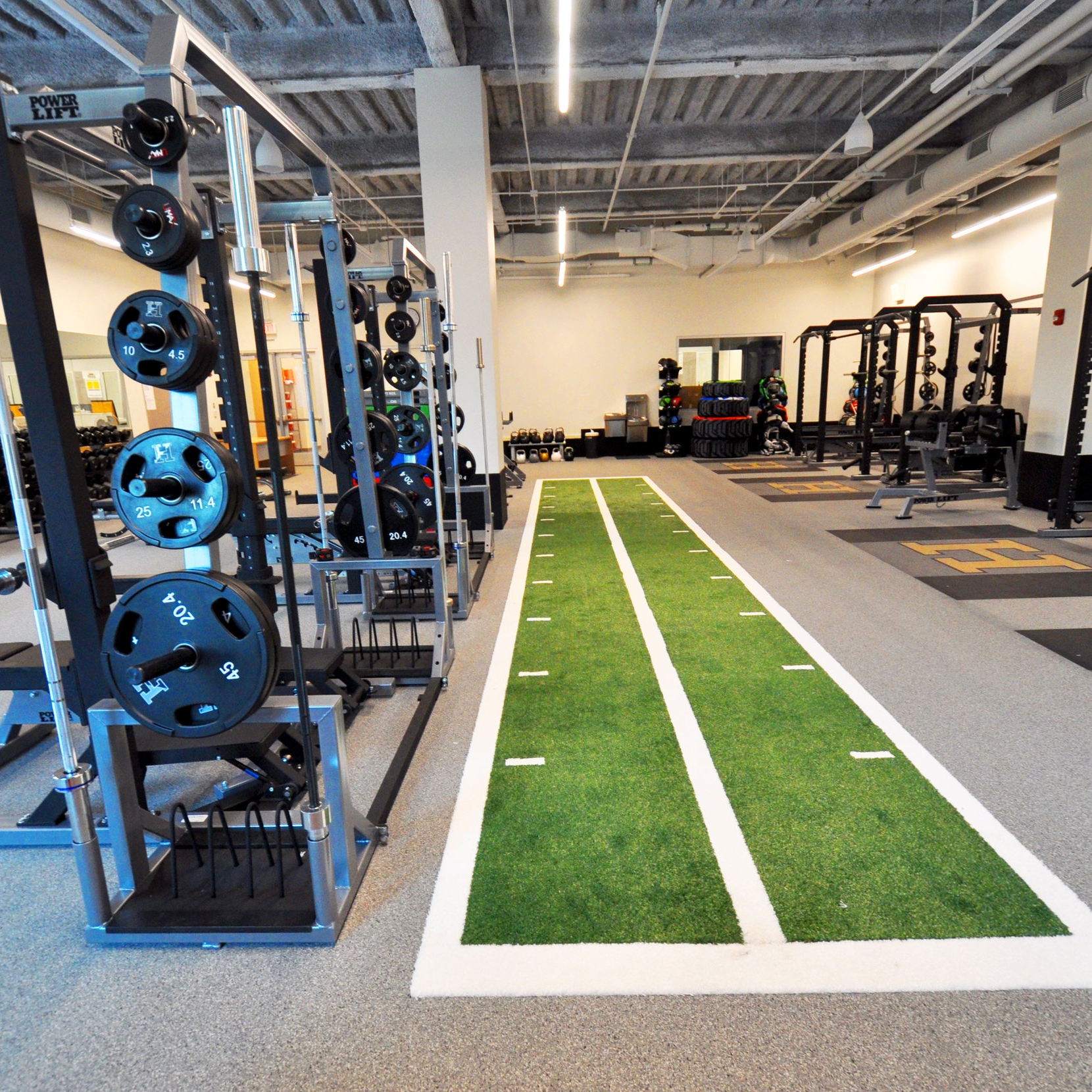 Ecore Athletic Flooring
