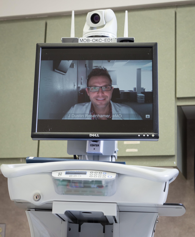 Dr. J Dustin Rosenhamer - Mercy neurologist in Oklahoma City