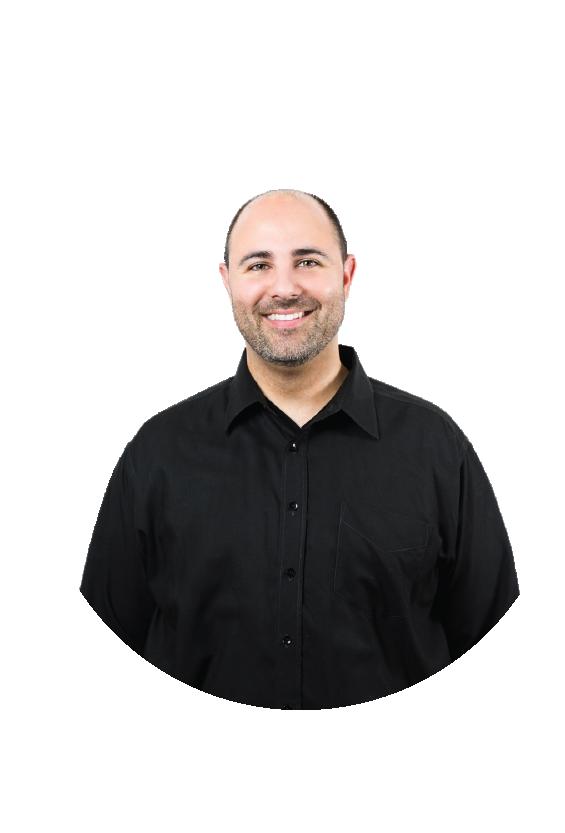 Anthony - Production Manager