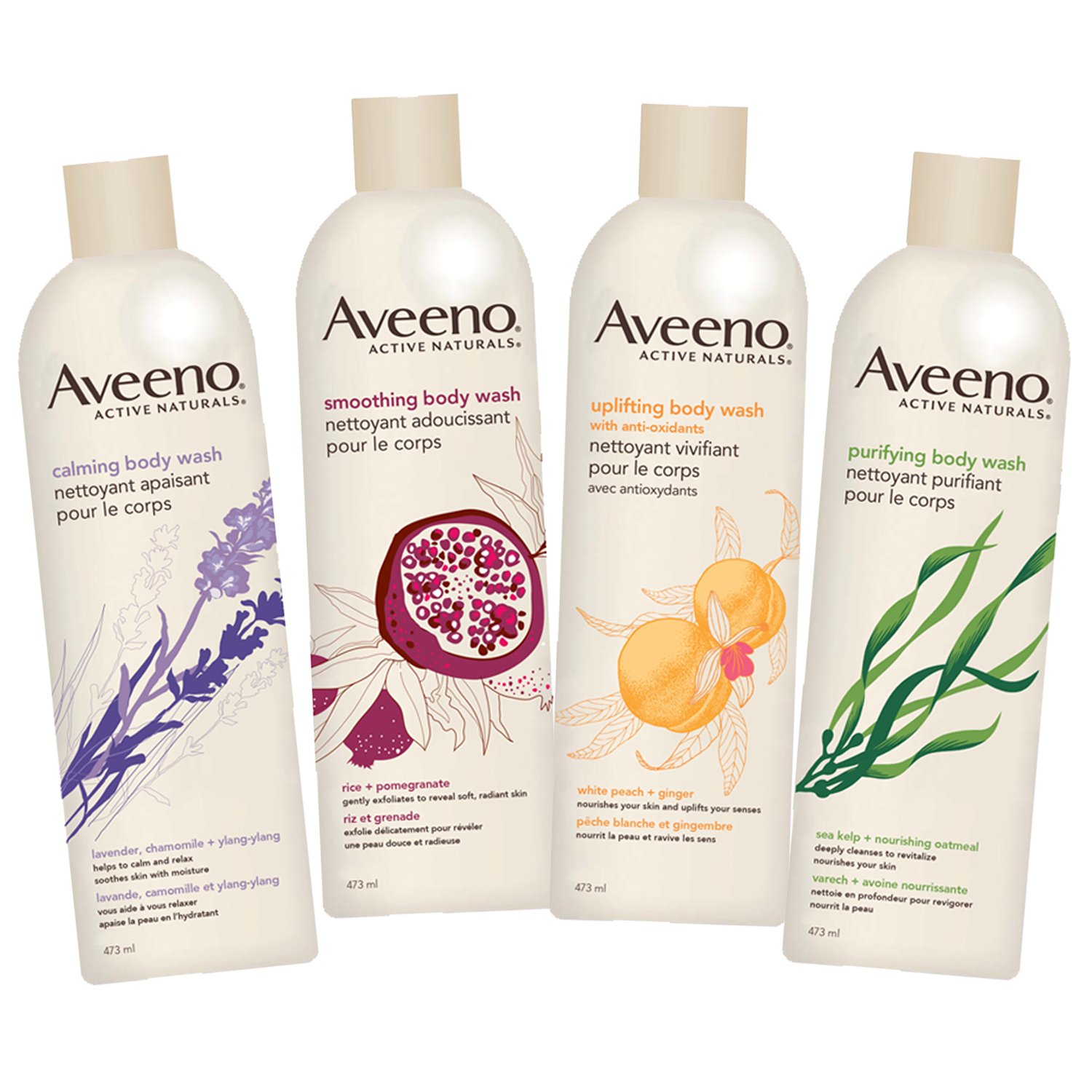 This is Aveeno - Clearly