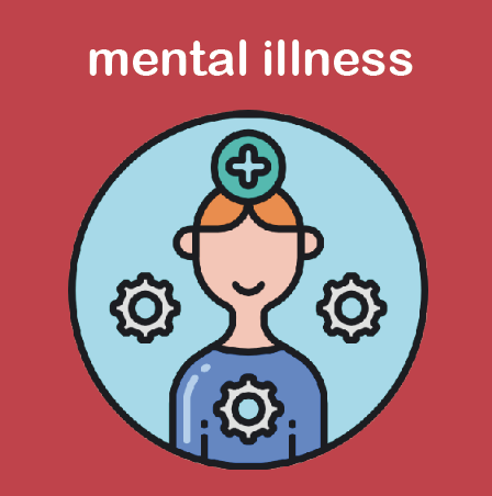1 in 5 Americans live with a mental health condition