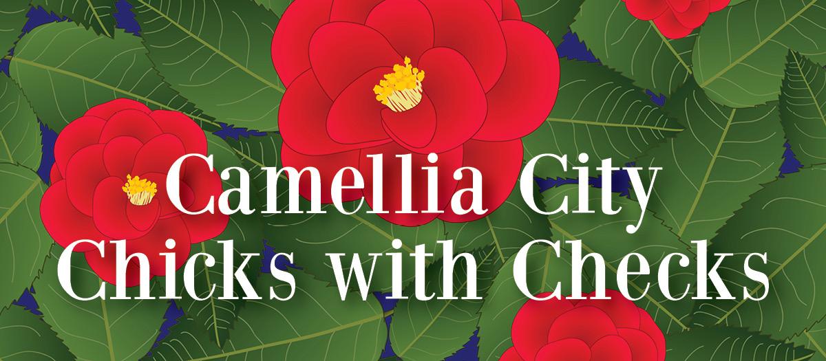 Camellia City Chicks with Checks