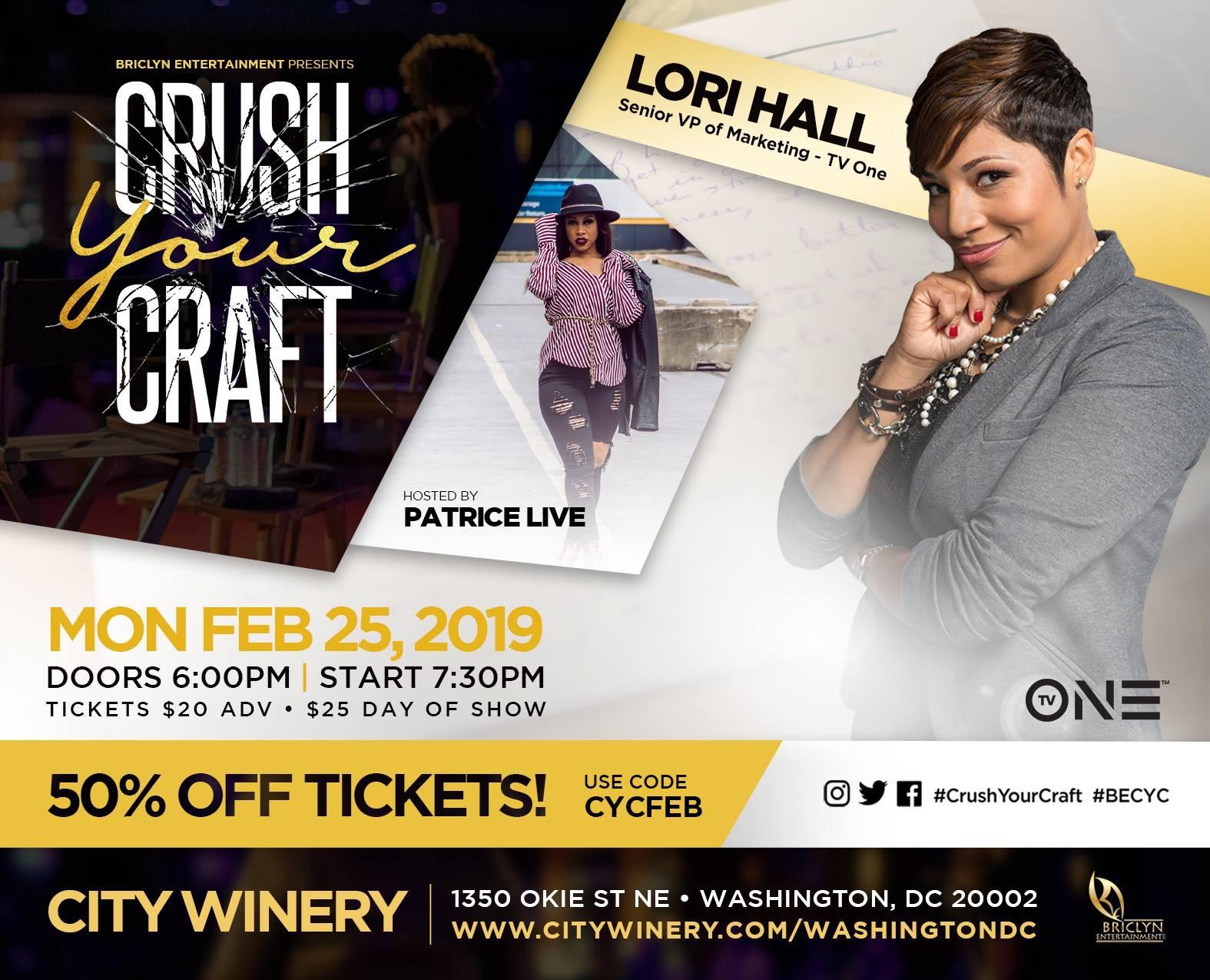 Crush Your Craft 2019
