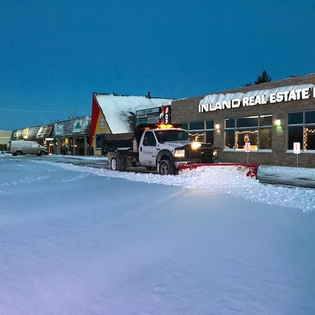Effective commercial snow removal in Plainfield IL