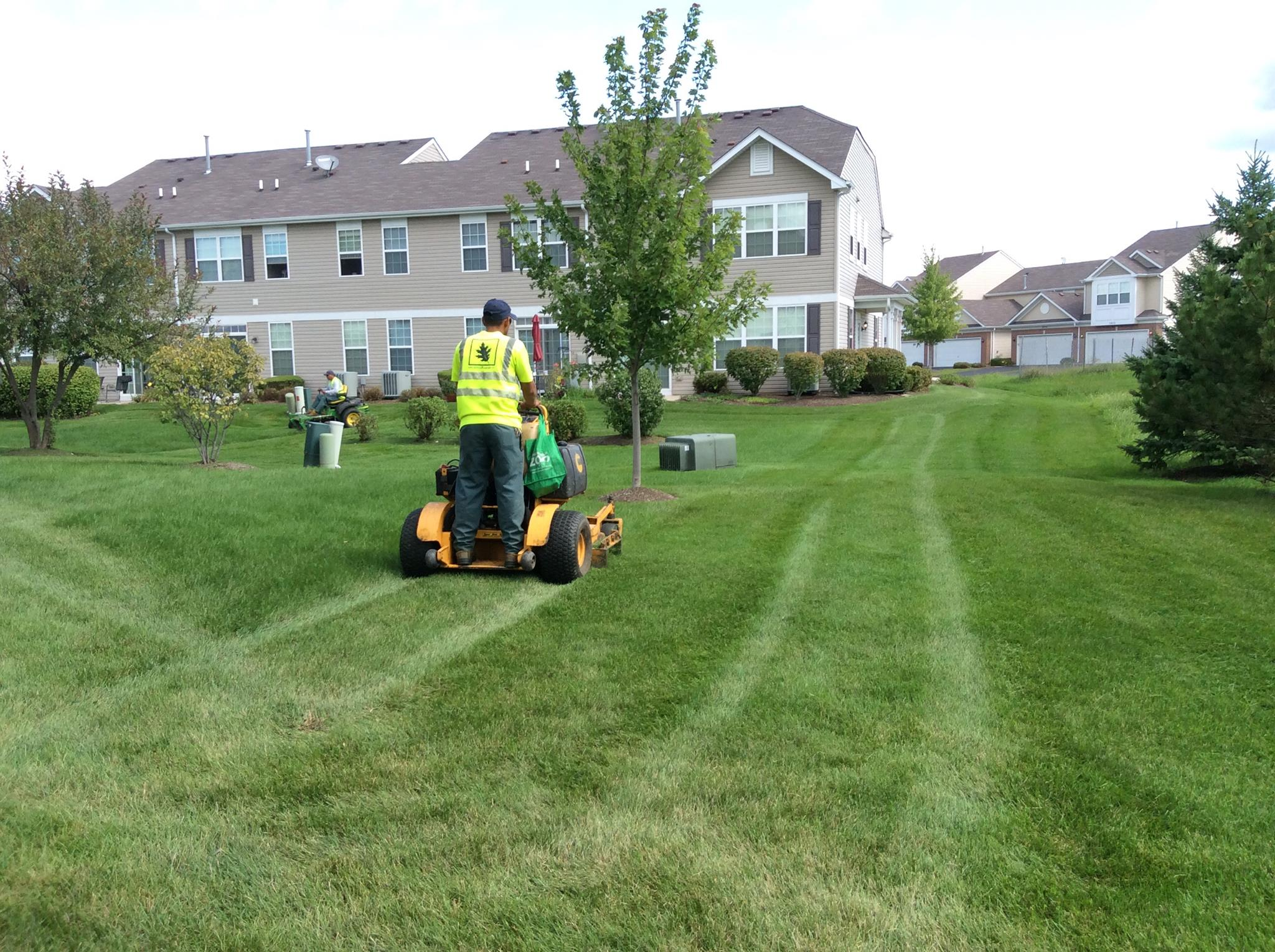 Commercial landscaping includes maintenance, sod installation and commercial snow removal in Hinsdale, IL