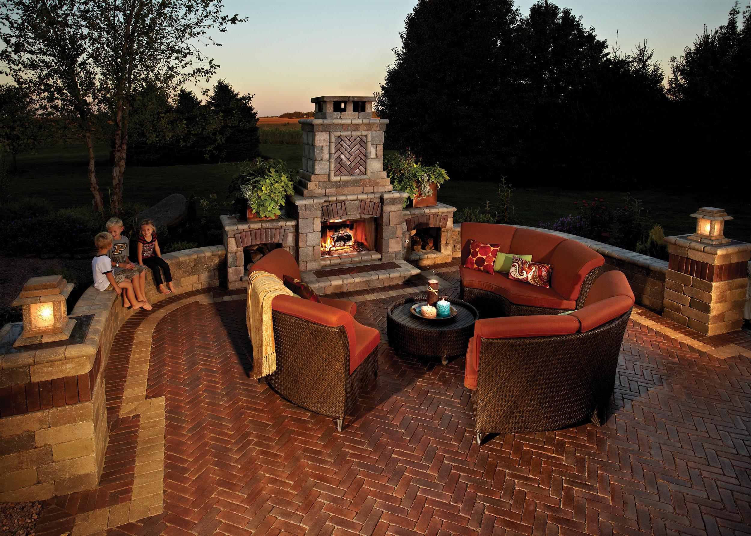 Tips for Deciding on a Design for your Brick Patio in Burr Ridge, IL