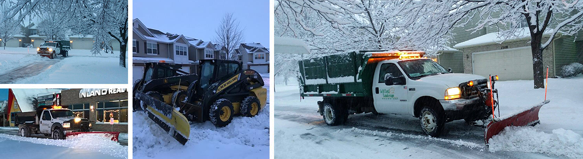 Commercial Snow Removal in Oak Brook, IL
