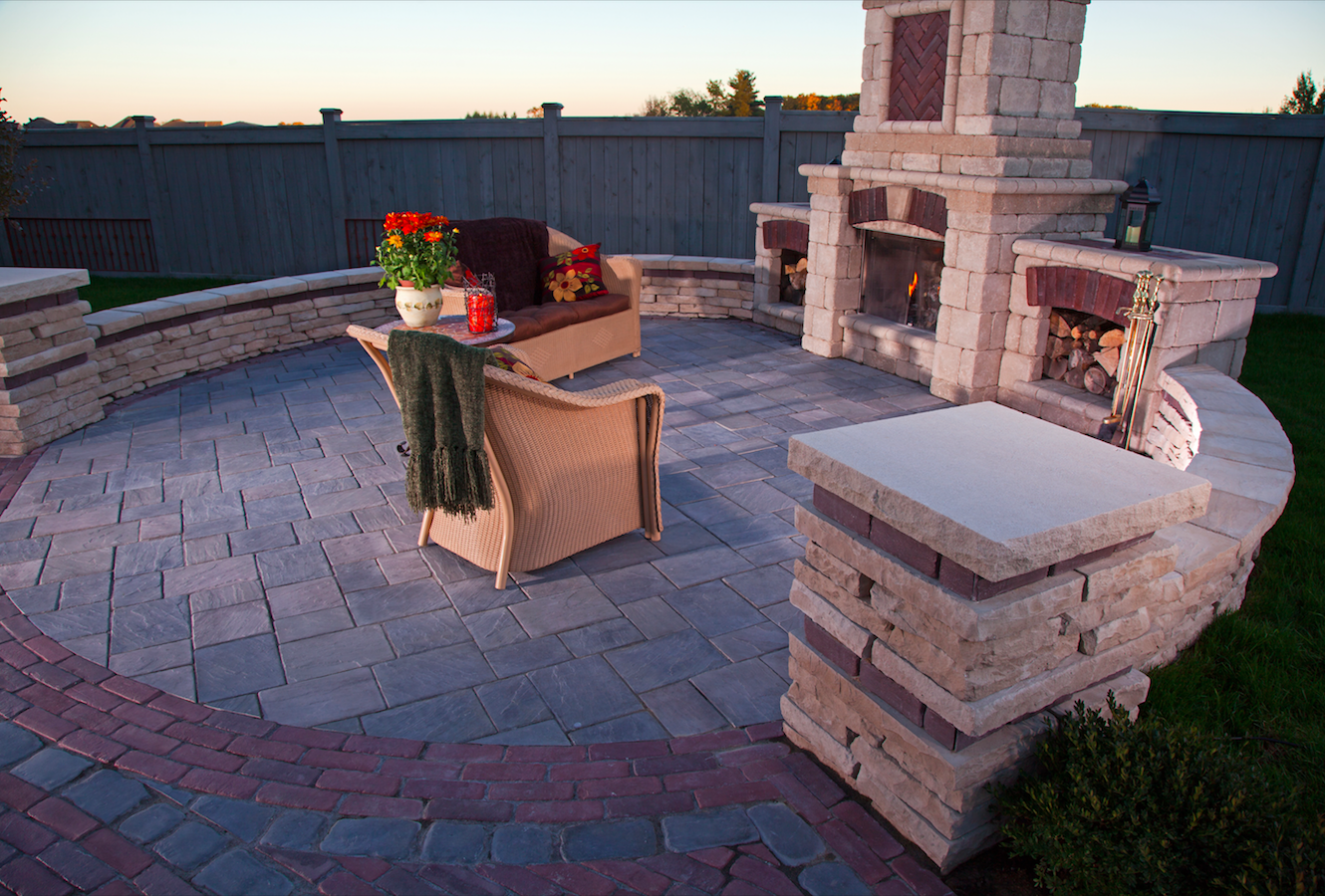3 Ways to Make your Outdoor Fireplace Stand Out in Sugar Grove, IL