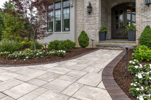 Create a Charming Brick Patio With These 4 Unilock Pavers in Burr Ridge, IL