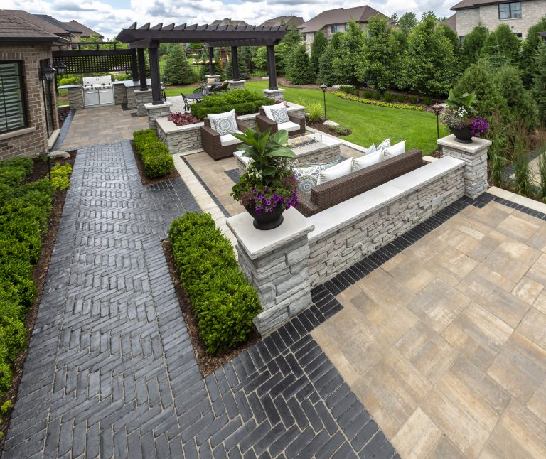 What Are the Services That Landscaping Companies in Oswego, IL, Provide?