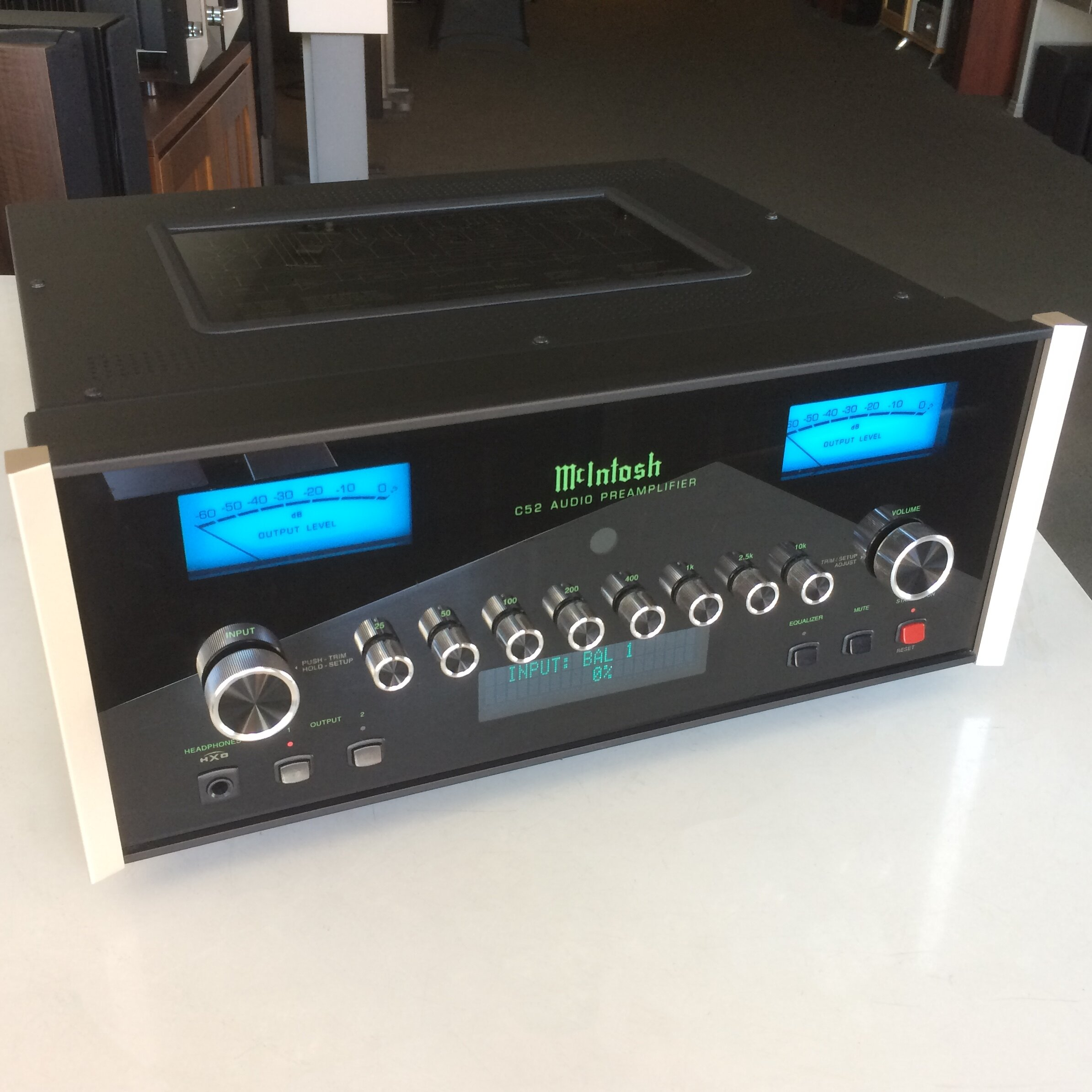 McIntosh C52 preamp - Call for price