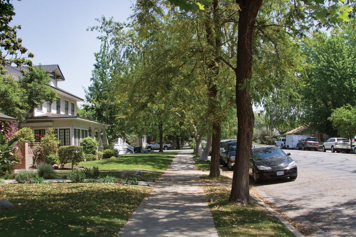 Westchester Bakersfield Neighborhood (Photo taken by Gregory Cook with the Bakersfield Californian)