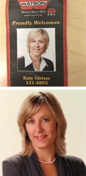Katy's hair through the years
