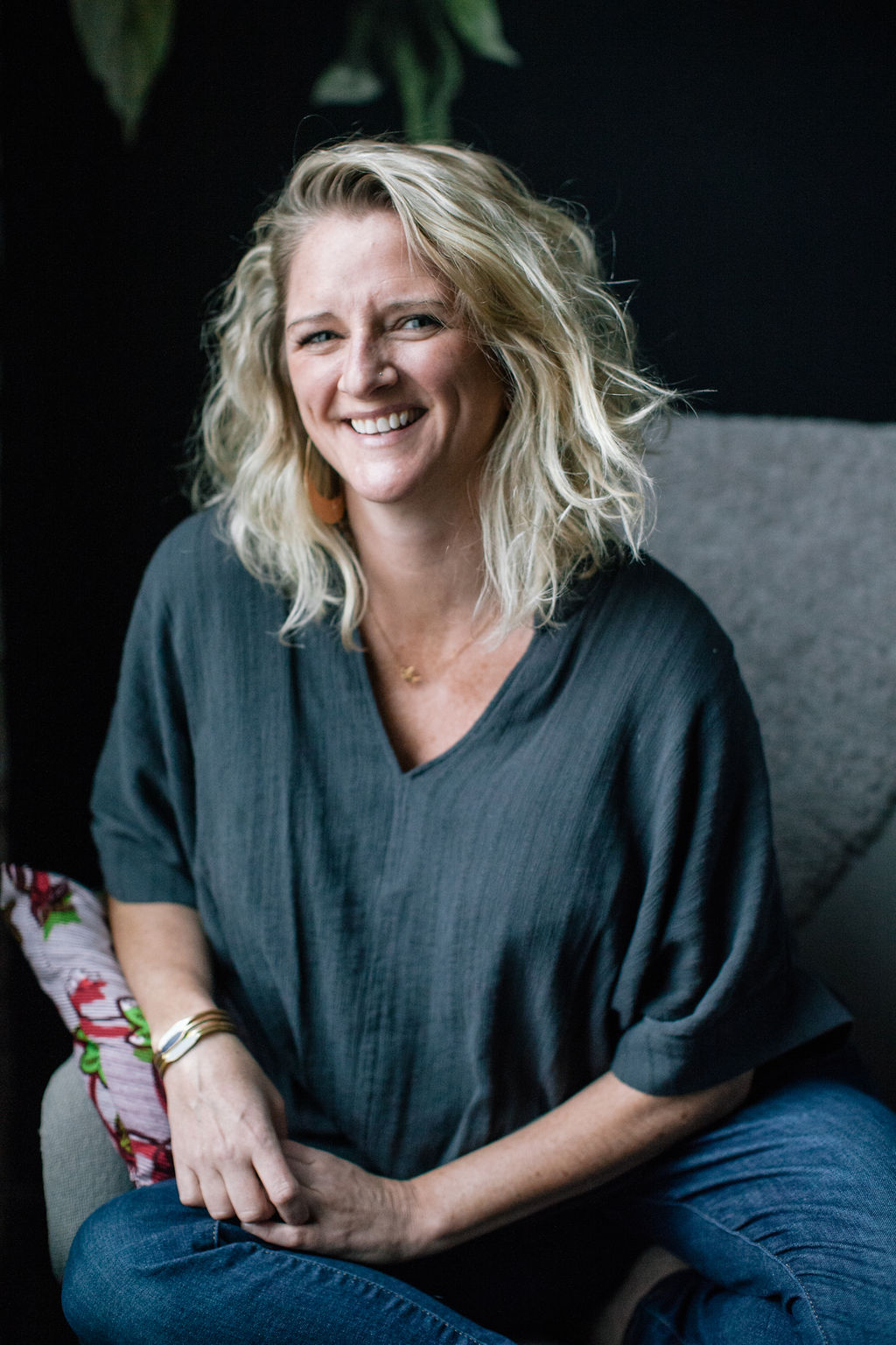 Sarah Longacre - With over 18 years as a birth doula, coupled with 14 years as a prenatal yoga instructor, Sarah is passionate about breath and movement in birth. She is the founder and owner of Blooma and brings a warm, loving presence to your birth.