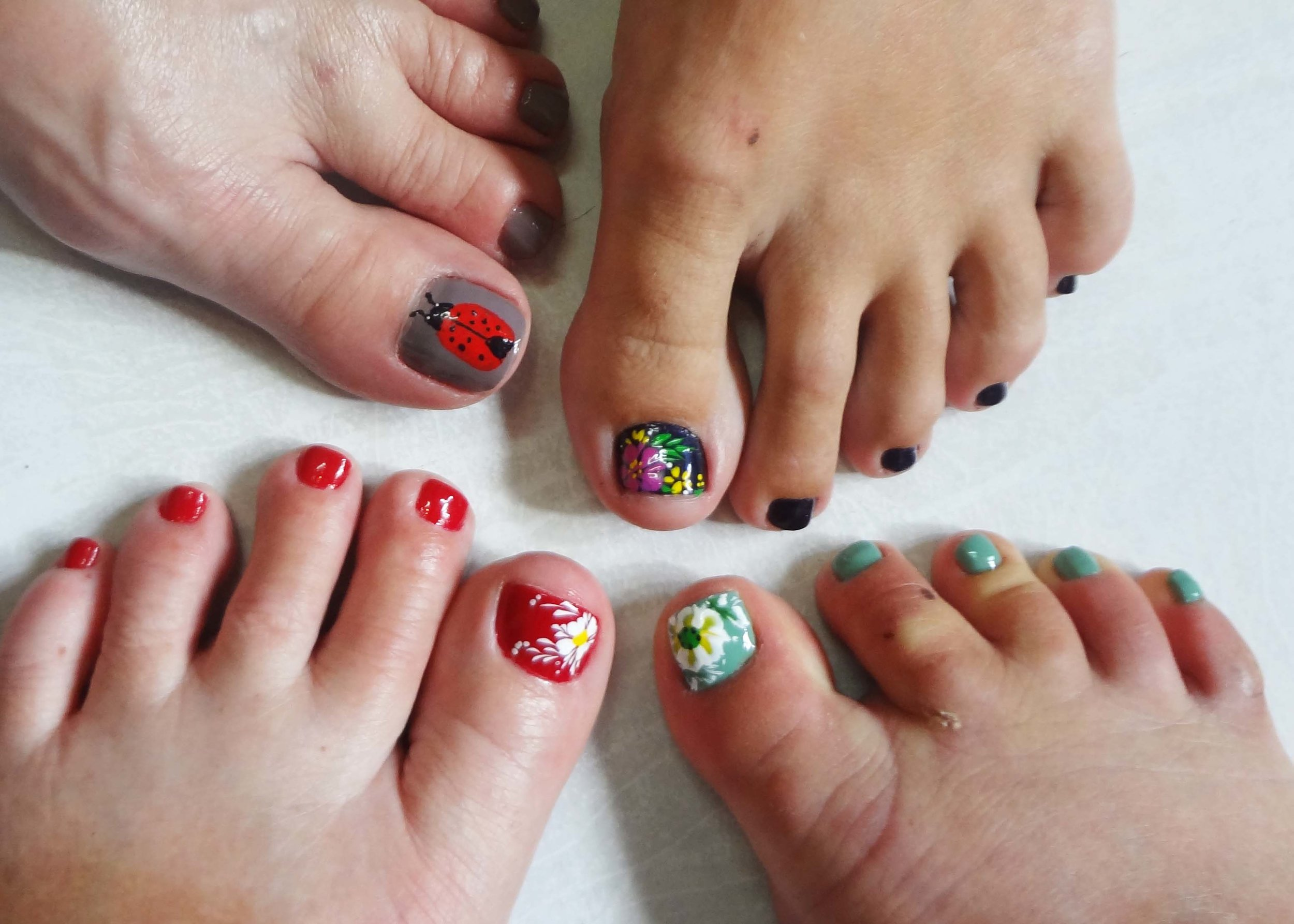 Manicures and pedicures in Ho Chi Minh City