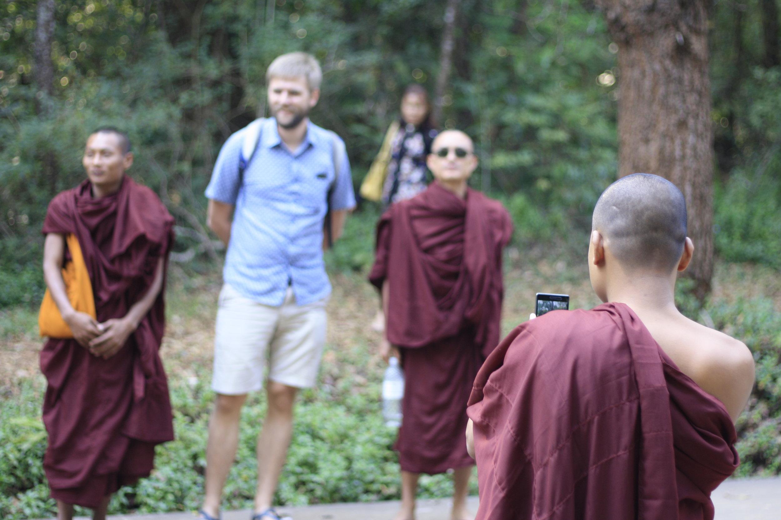 National Gardens in Pyin Oo Win