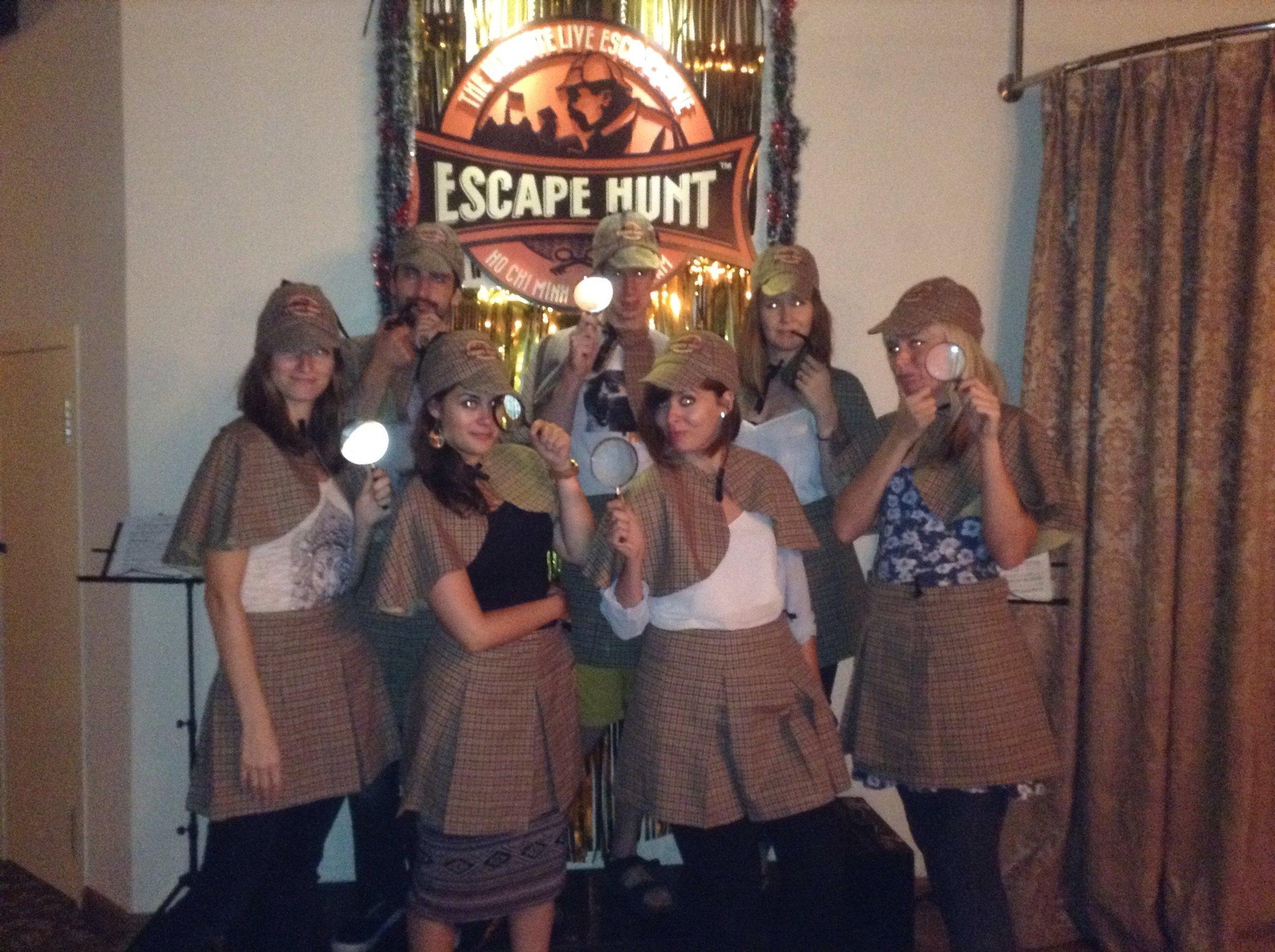Escape Hunt Saigon