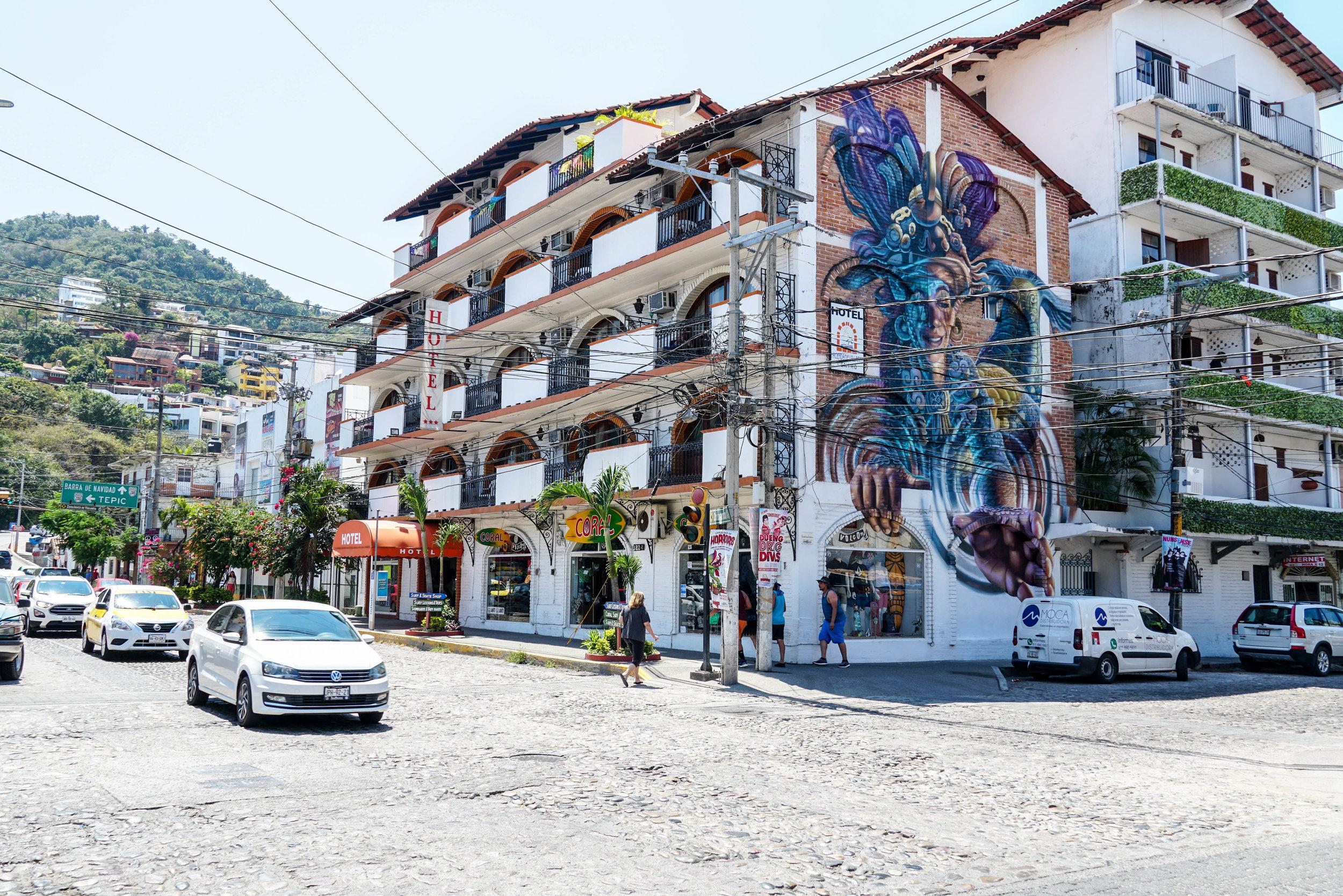 Puerto Vallarta Street Art