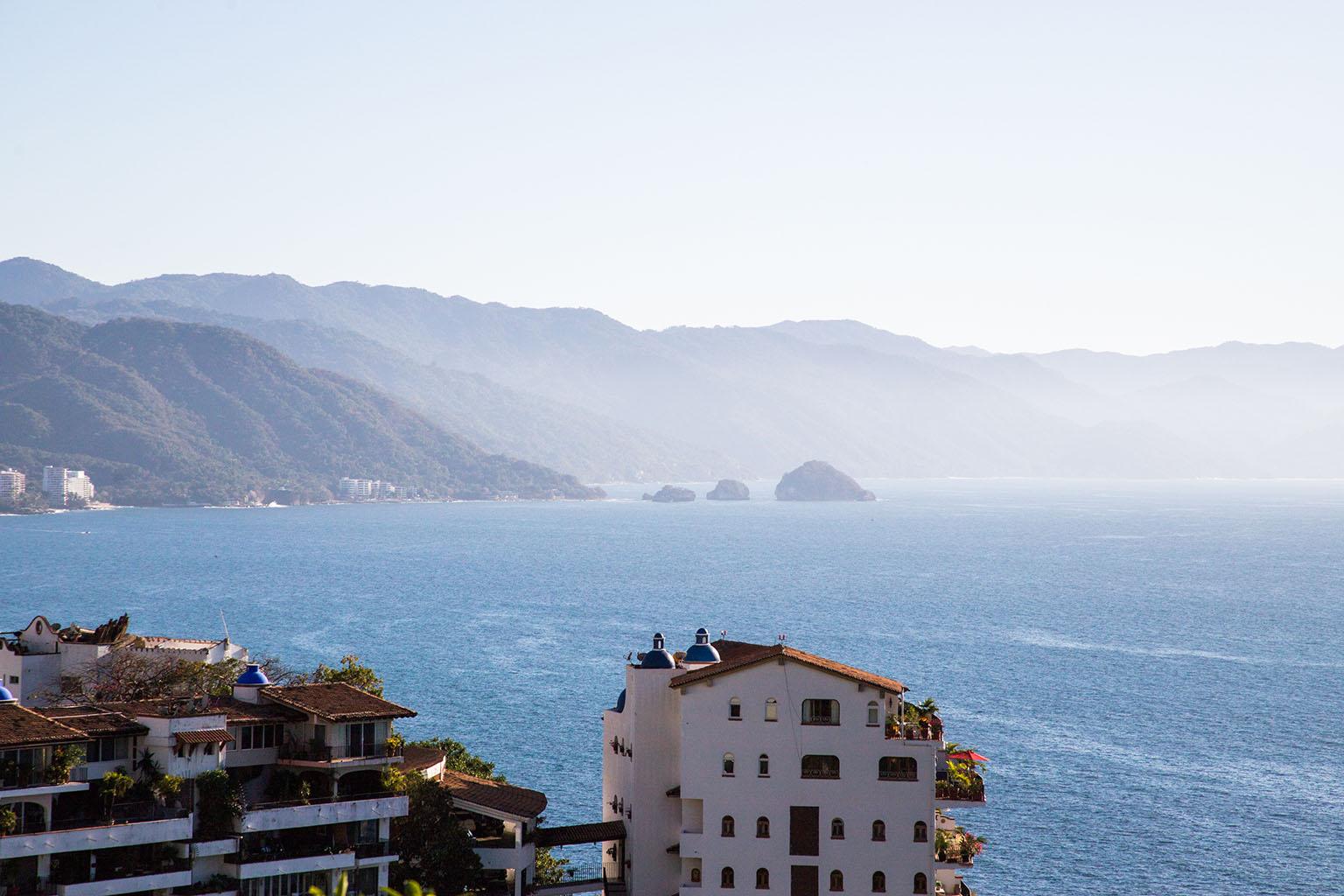 Views from VIlla Azul, in Conchas Chinas