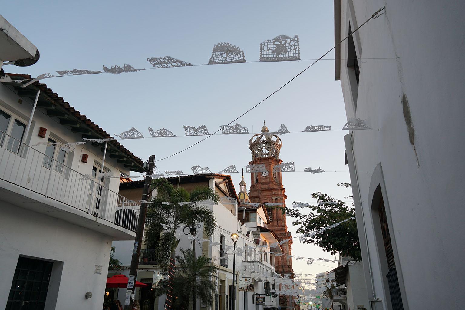 Charming downtown Puerto Vallarta