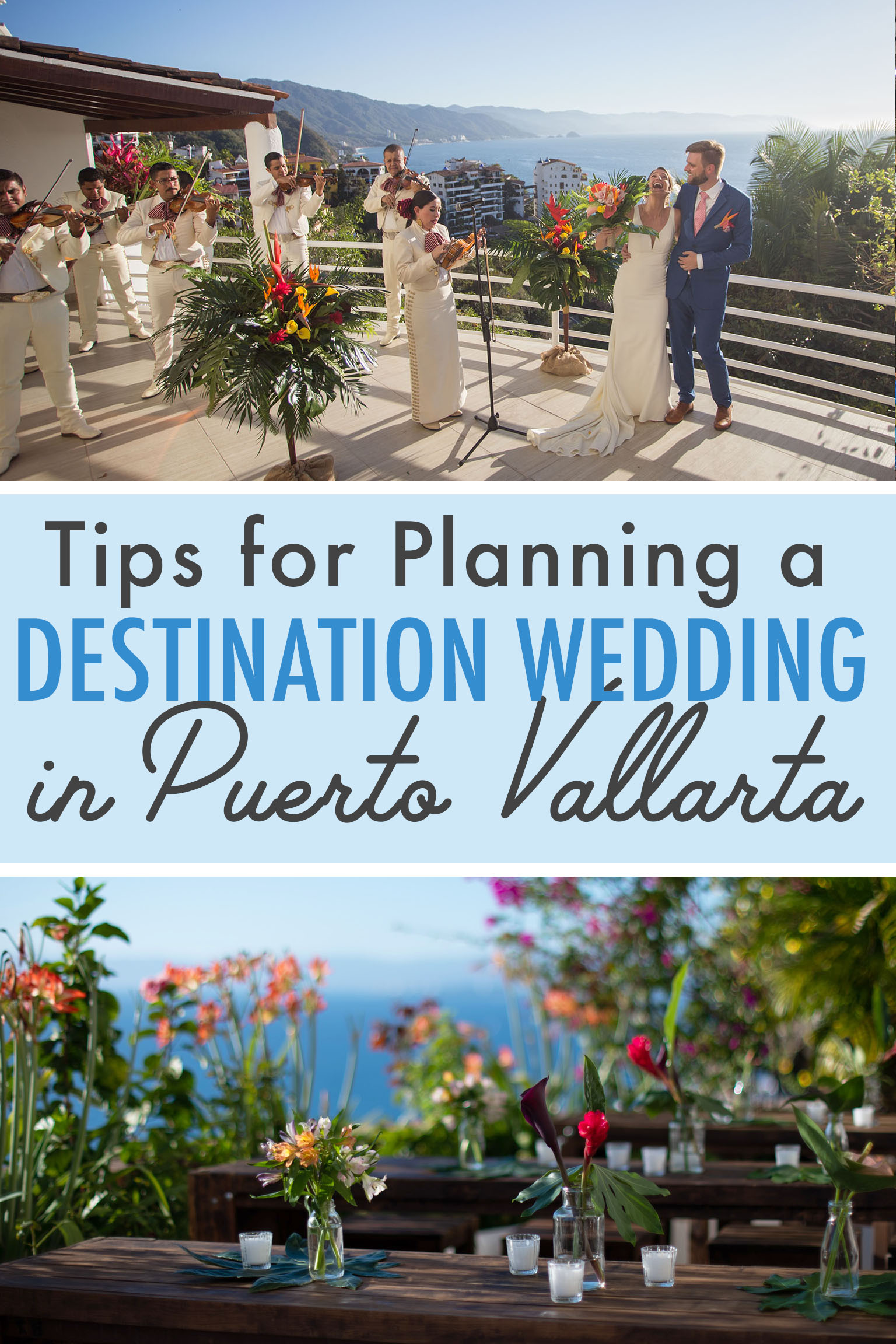 Planning a destination wedding in Puerto Vallarta